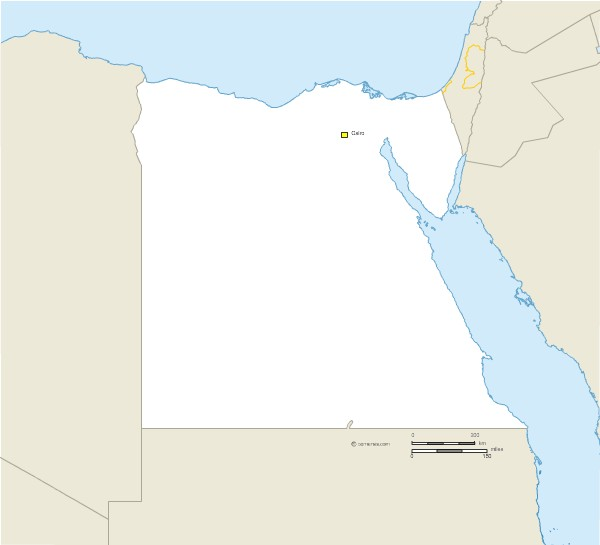 blank egypt map blank map of ancient egypt and nile blank outline map ...