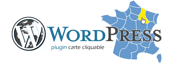 Plugin Wordpress carte cliquable