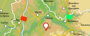 carte pour l'infographie