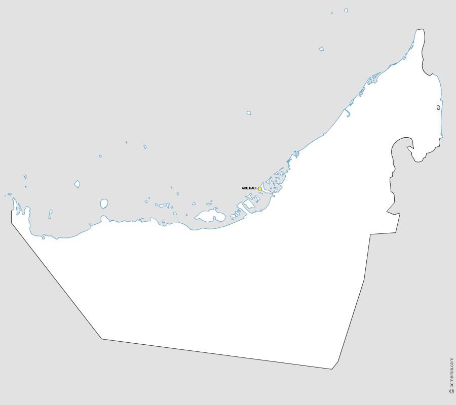 Émirats Arabes Unis vector gratuite