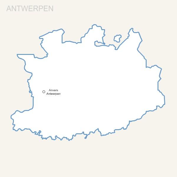province Belge de Anvers gratuite