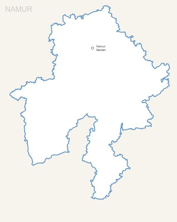 province de  Namur gratuite