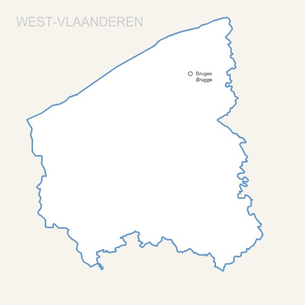 gratuite de la province de  Flandre Occidentale.