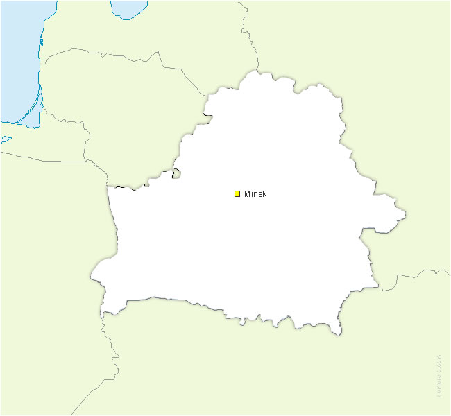 gratuite de Biélorussie vector