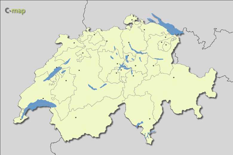 Suisse vectorielle