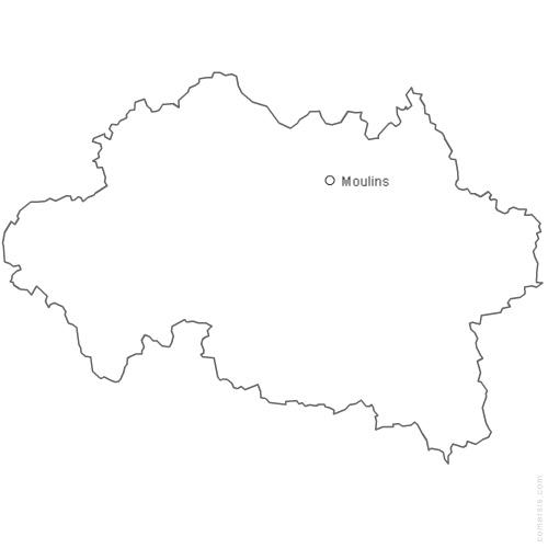 département de l'Allier 03