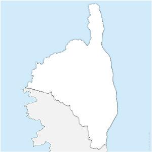 département de la Haute Corse 2B