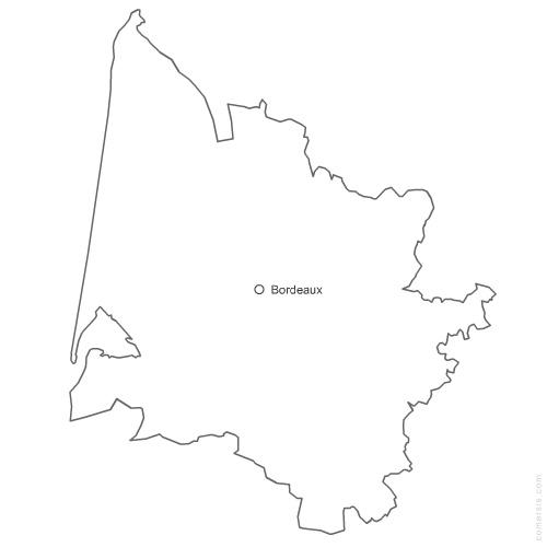 département de la Gironde 33