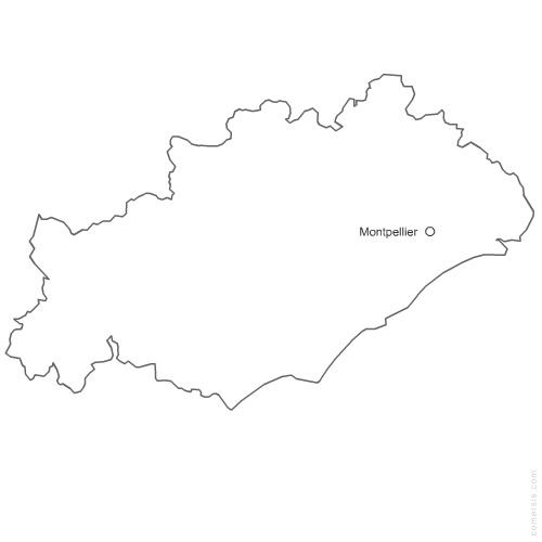département de l'Hérault 34