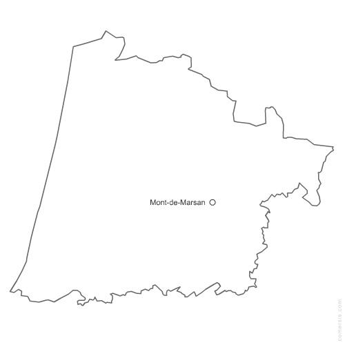 département des Landes 40