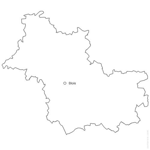 département du Loir et Cher 41 gratuite
