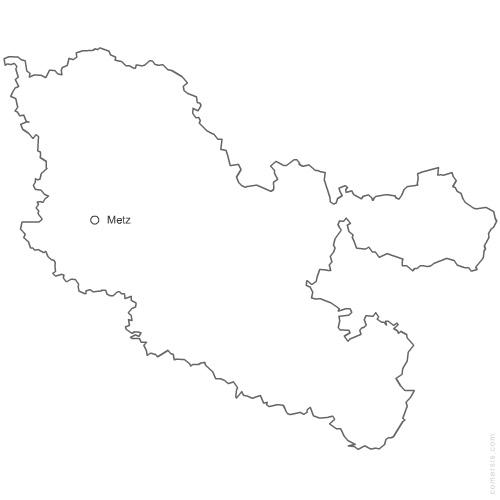 département de la Moselle 57