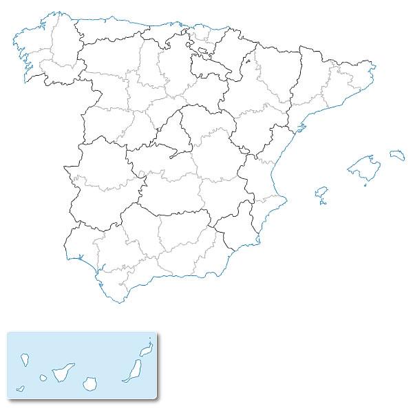 provinces espagnoles