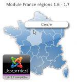 de France cliquable pour Joomla