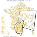Circonscriptions électorales numérotées de France