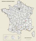 nouveaux cantons de France