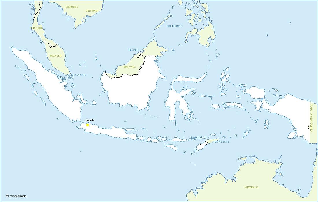 gratuite d'Indonésie