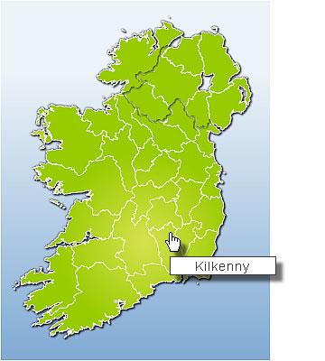 html cliquable d' Irlande