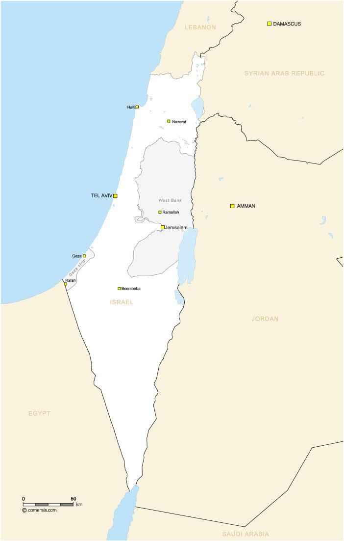 Israel gratuite