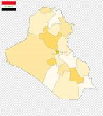 provinces d'Irak gratuite modifiable