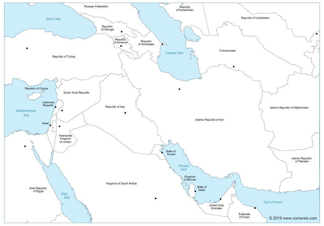 Iran Iraq format A4