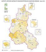 des cantons de Champagne-Ardenne