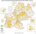 cantons du Midi-Pyrénées