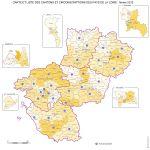 cantons des Pays de la Loire pour Word et Excel