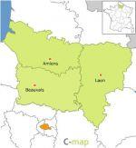 région de la Picardie