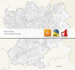 communes Région Rhône Alpes