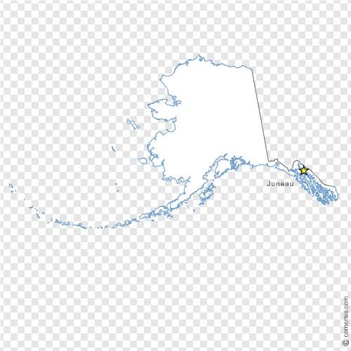 de l'Etat d' Alaska - AK gratuite